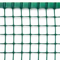 Сетка для растений,1x5 м, рулон, цвет-зеленый, 20 мм отверстия