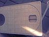 Дождеприемник PolyMax Basic с вертикальным водоотводом пластиковый