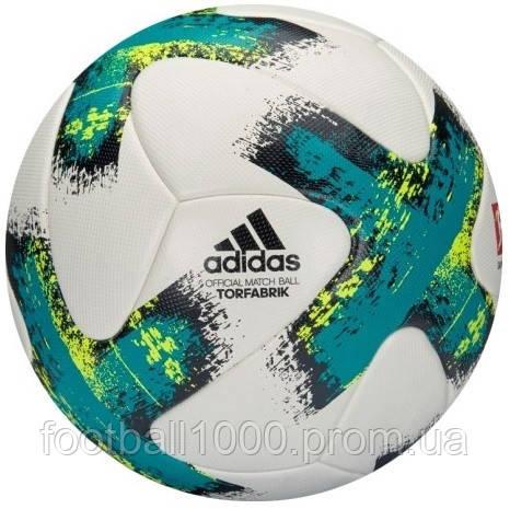 Официальный футбольный мяч  Adidas Torfabrik OMB BS3516