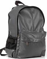 Кожаный рюкзак UK Sport, городской рюкзак Серый