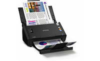 Сканер А4 Epson WorkForce DS-520N