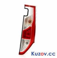 Фонарь задний Renault Kangoo Express 2013- правый (DEPO) 2 двери