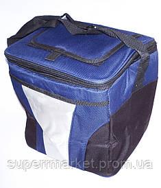 Термосумка COOLER BAG на 15л, Blue