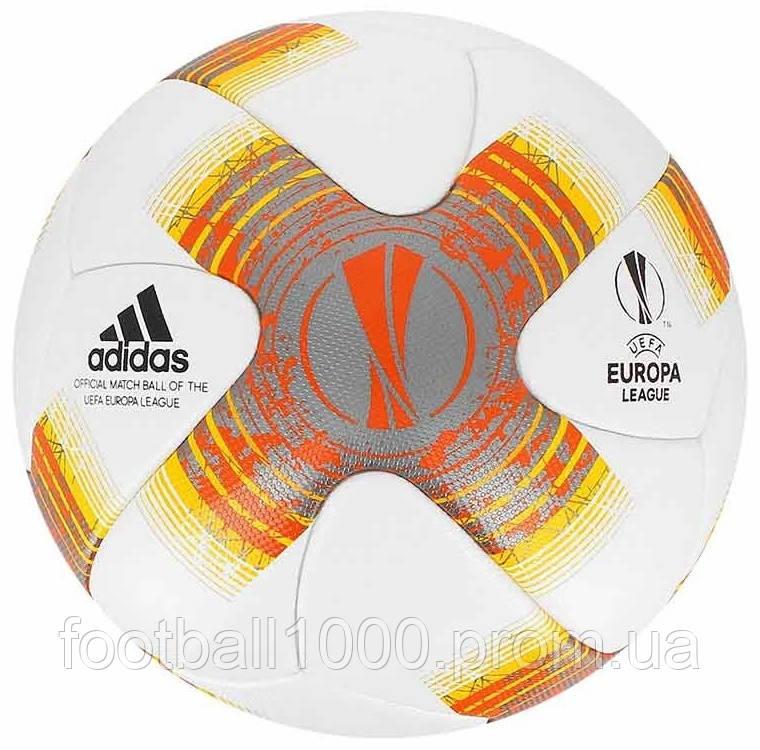 Официальный футбольный мяч Adidas UEFA Europa Leaugue 17 OMB BQ1874