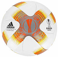 Официальный футбольный мяч Adidas UEFA Europa Leaugue 17 OMB BQ1874, фото 1