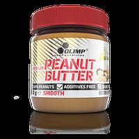 OLIMP Peanut Butter smooth 350 g Олимп арахисовая паста
