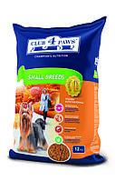 Сухой корм Клуб 4 Лапы для собак малых пород, 12 кг