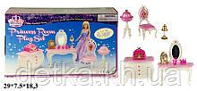 Мебель для кукол Gloria 1208 комната принцессы