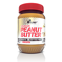 OLIMP Peanut Butter smooth 700 g Олимп арахисовая паста