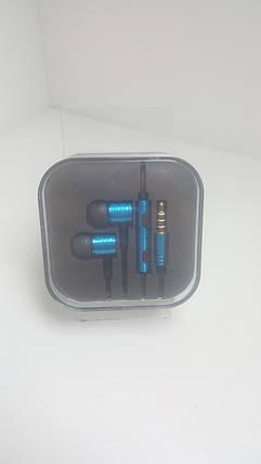 Наушники Xiaomi 1MORE Vintage Piston 2 (blue), фото 2