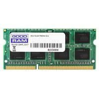 Модуль памяти для ноутбука SoDIMM DDR3 2GB 1600 MHz GOODRAM (GR1600S364L11N/2G).