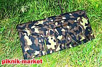 Чехол к мангалу 10 шампуров армейская саржа