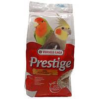 Корм Versele-Laga Prestige Big Parakeets Cockatiels для средних попугаев, 20 кг