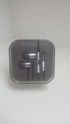 Наушники Xiaomi 1MORE Vintage Piston 2 (silver), фото 2