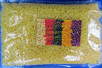 Воск горячий гранулированный натуральныйPELLET Wax 1 кг
