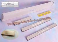Накладки на пороги NataNiko Стандарт на Chrysler PT-Cruiser 2000-2010