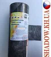 "Мембрана гидроизоляционная ""Shadow""  105г/м2 (1,5*50)"
