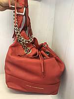 Кожаная сумка atos lombardini