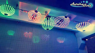 Світлодіодна сфера/півсфера від AuroraSvet