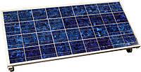 Гібридно-мережева cонячна фотоелектрична станція потужністю 5,0 кВт  (Однофазна 220 В АС)