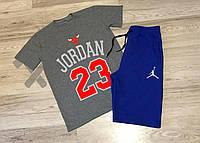 Спортивный костюм Jordan Chicago Bulls 🔥 (Джордан Чикаго Бульс) Серый/красный