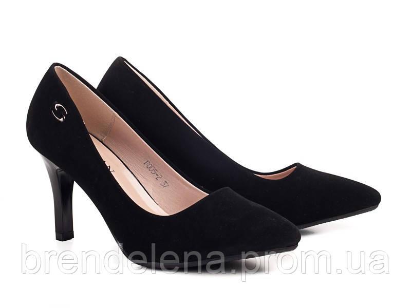 Модные стильные туфли женские р.(37-39)
