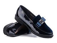 Женские туфли на низком ходу оптом от фирмы Башили YJ80-2 (8пар 36-41)
