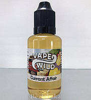 Currant Affair | Смородина + Груша + Крем - Vape Wild (3 мг | 30 мл)