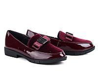 Женские туфли на низком ходу оптом от фирмы Башили YJ80-3 (8пар 36-41)