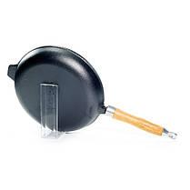 Сковорода без крышки Fissman 27 см CI-4096.27, фото 2