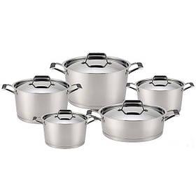 Набор посуды FISSMAN ELARA 10 пр. SS-5823.10