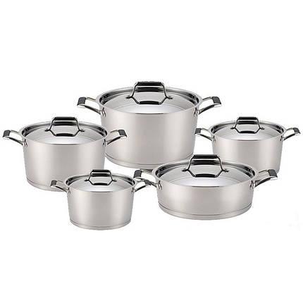 Набор посуды FISSMAN ELARA 10 пр. SS-5823.10, фото 2