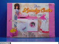 Мебель для кукол Gloria 96001 прачечная