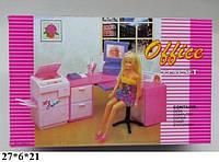 Мебель для кукол Gloria 96014 офис