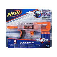 Бластер Hasbro Nerf Н-Страйк Сверкающий выстрел Hasbro B4615EU4
