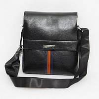 Классическая мужская сумка через плечо