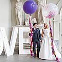 Кулі-гіганти різнокольорові 80 см_Киев, фото 5