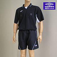 Спортивная футболка для арбитра (короткий рукав) Umbro Referee Jersey SS