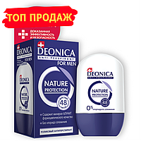 Антиперспирант Deonica for men Nature Protection 45 мл (ролик)