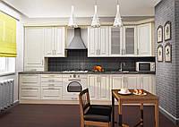 Кухня светлая под заказ вариант-004