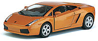 Металлическая машинка Kinsmart Lamborghini Gallardo