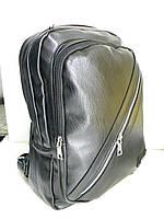 Кожаный рюкзак UK Sport, городской рюкзак Серый, фото 1