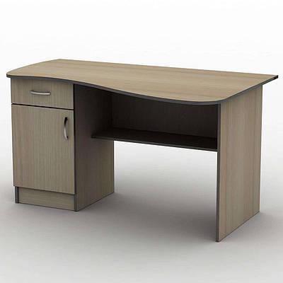 Письменный стол СПУ-8\1 (1200*750) Тіса меблі