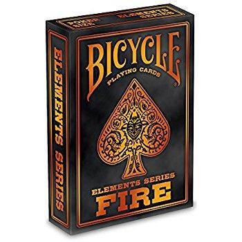 Карты игральные   Bicycle Fire , фото 2