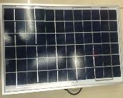 Солнечная панель Solar board 36х24 10 w 12 V, фото 2