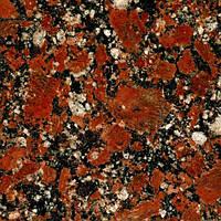 Плитка гранитная Капустинского месторождения 50мм