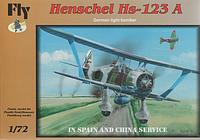 Henschel Hs-123A 1/72 FLY 72009