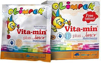 OLIMP OLIMPEK Vita-min plus Junior multivitamina 15 pak Олимп витамины для детей