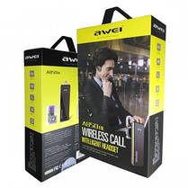 Bluetooth-гарнитура Awei A850BL (black), фото 3