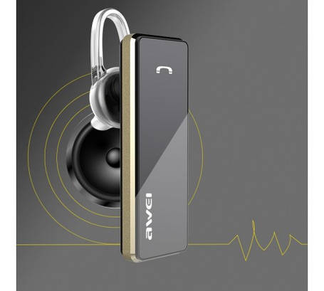 Bluetooth-гарнитура Awei A850BL (black), фото 2